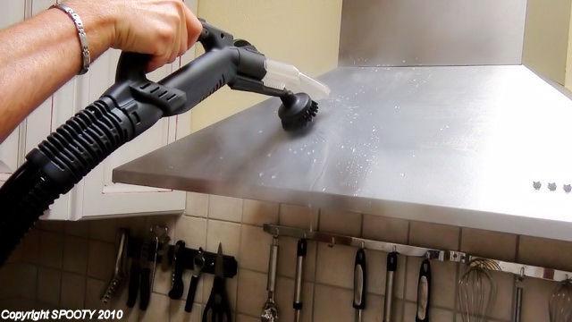 Nettoyage A La Vapeur Des Cuisines Centrales En Tunisie